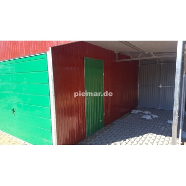 fertiggarage-mit-seitentuer-in-rot