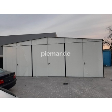 Garage-in-RAL9006